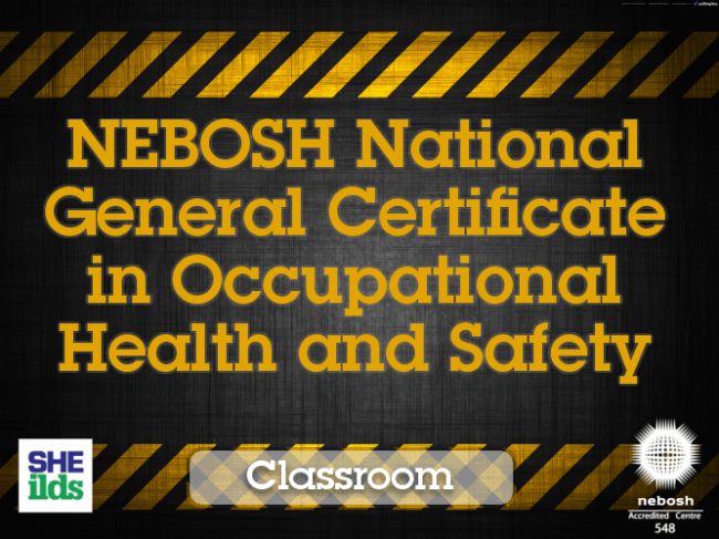 Classroom National Certificate In Construction Safety Health