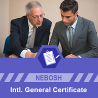 NEBOSH International General Certificate course