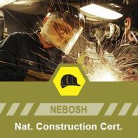 NEBOSH Construction Safety Certificate