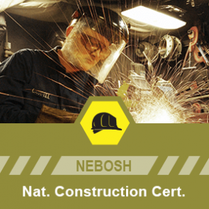 NEBOSH National Construction Certificate course