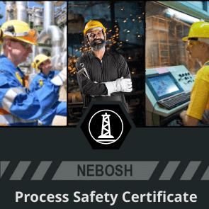 NEBOSH HSE PSM Certificate