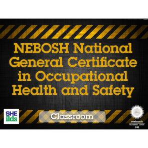 Classroom National Certificate in Construction Safety & Health